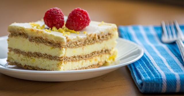 מתכון עוגת לימון מנצחת