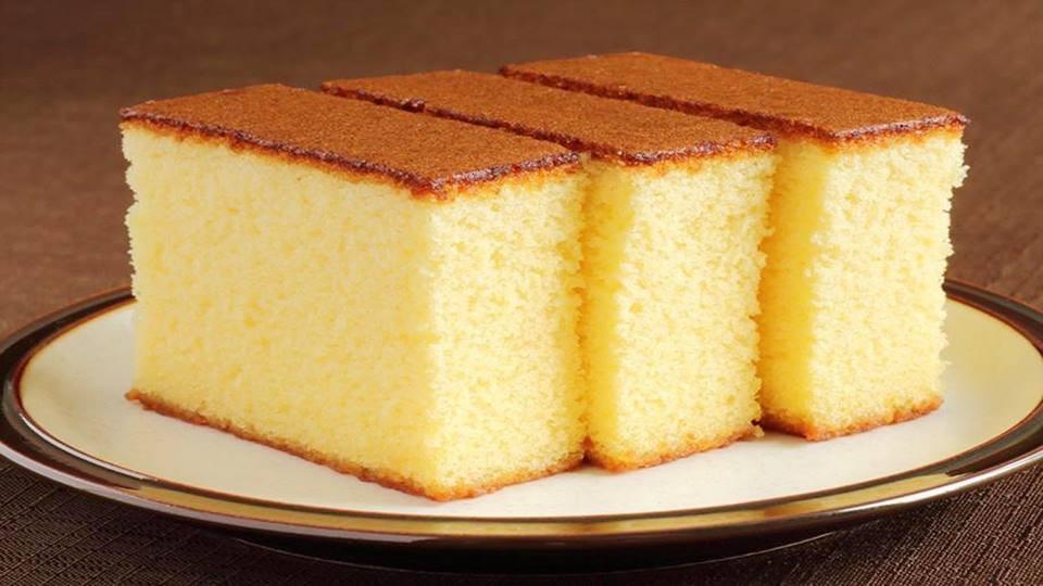 עוגת ספוג קלה להכנה