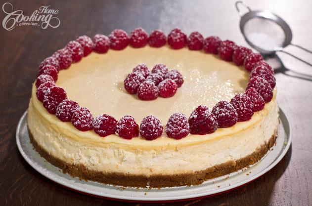 עוגת גבינה קלאסית מדהימה
