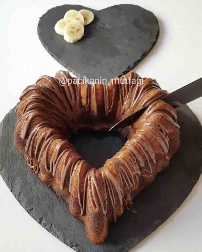 מתכון עוגת בננות קלה ומנצחת