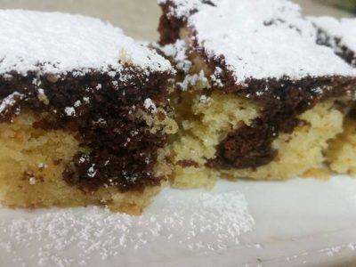 עוגת שיש