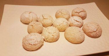 מתכון עוגיות ביסקוטי לימון איטלקיות