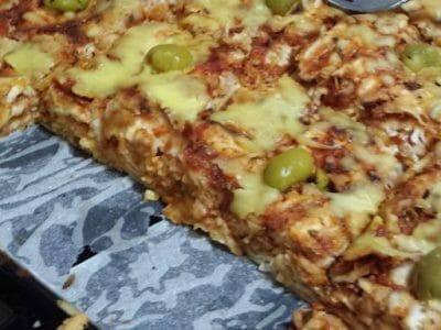 פיצה ממצות