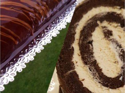 רולדת שוקולד לפסח