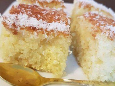 עוגת קוקוס רונית פרץ