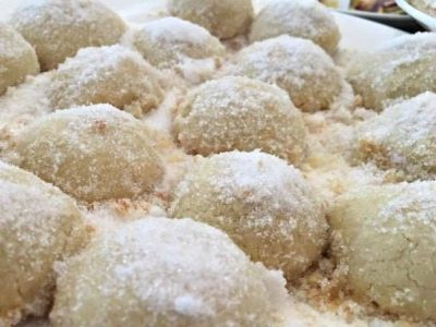 עוגיות חמאה ב 3 מרכיבים