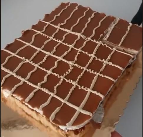 עוגת לוטוס נתנאלה ושלומי אוחנה