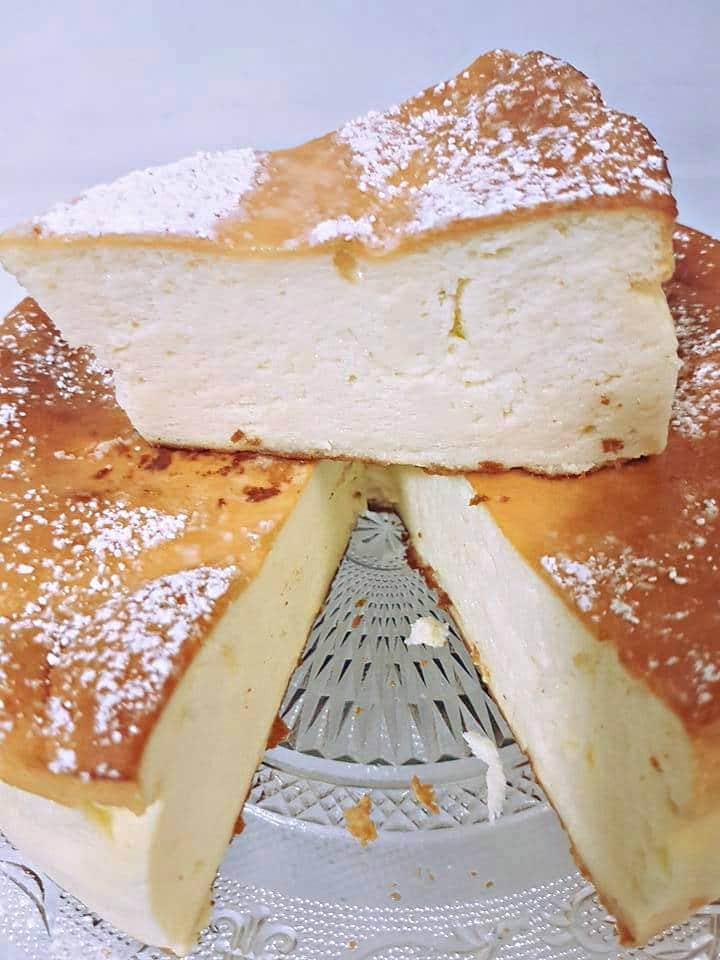 עוגת גבינה אפוייה - הילה ליברטי