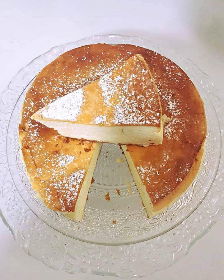עוגת גבינה מושלמת - הילה ליברטי