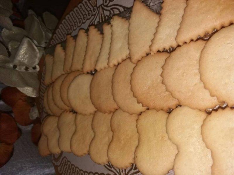 עוגיות על בסיס שמן