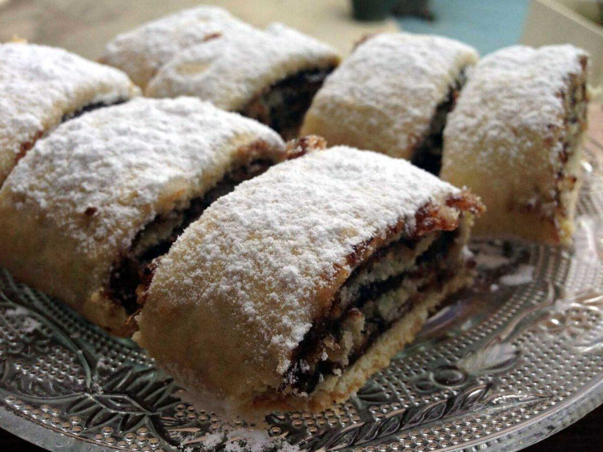 עוגיות תמרים מבצק פריך נימוחות וטעימות