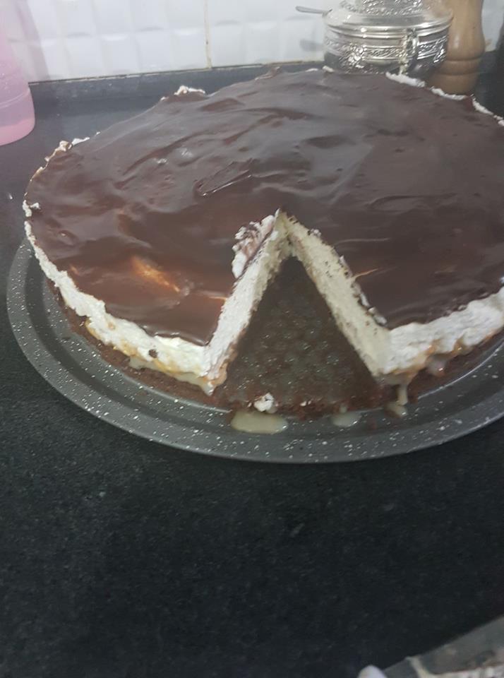 עוגת סניקרס