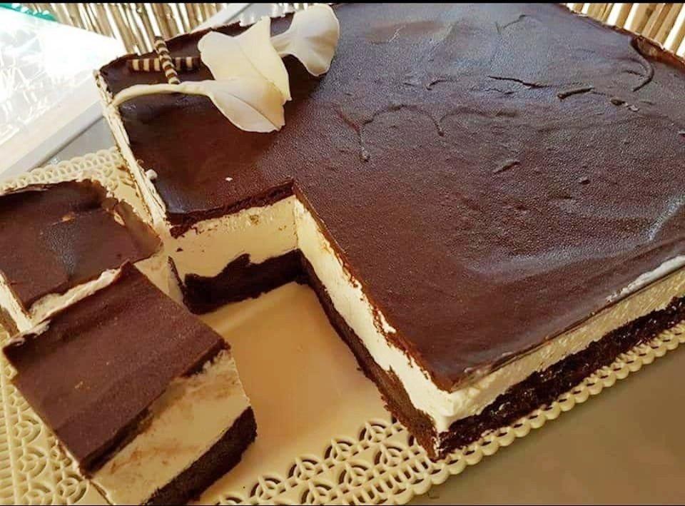 עוגת קרמבו מפנקת לשבת
