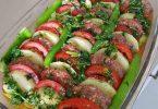 קציצות בשר טחון עם ירקות