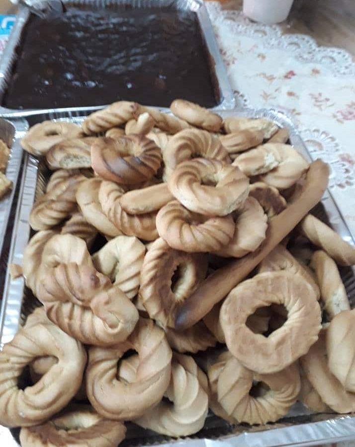 עוגיות כעכ