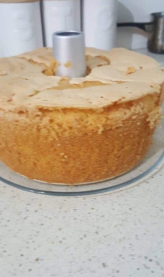 עוגת לימון - טורט מפנק לשבת
