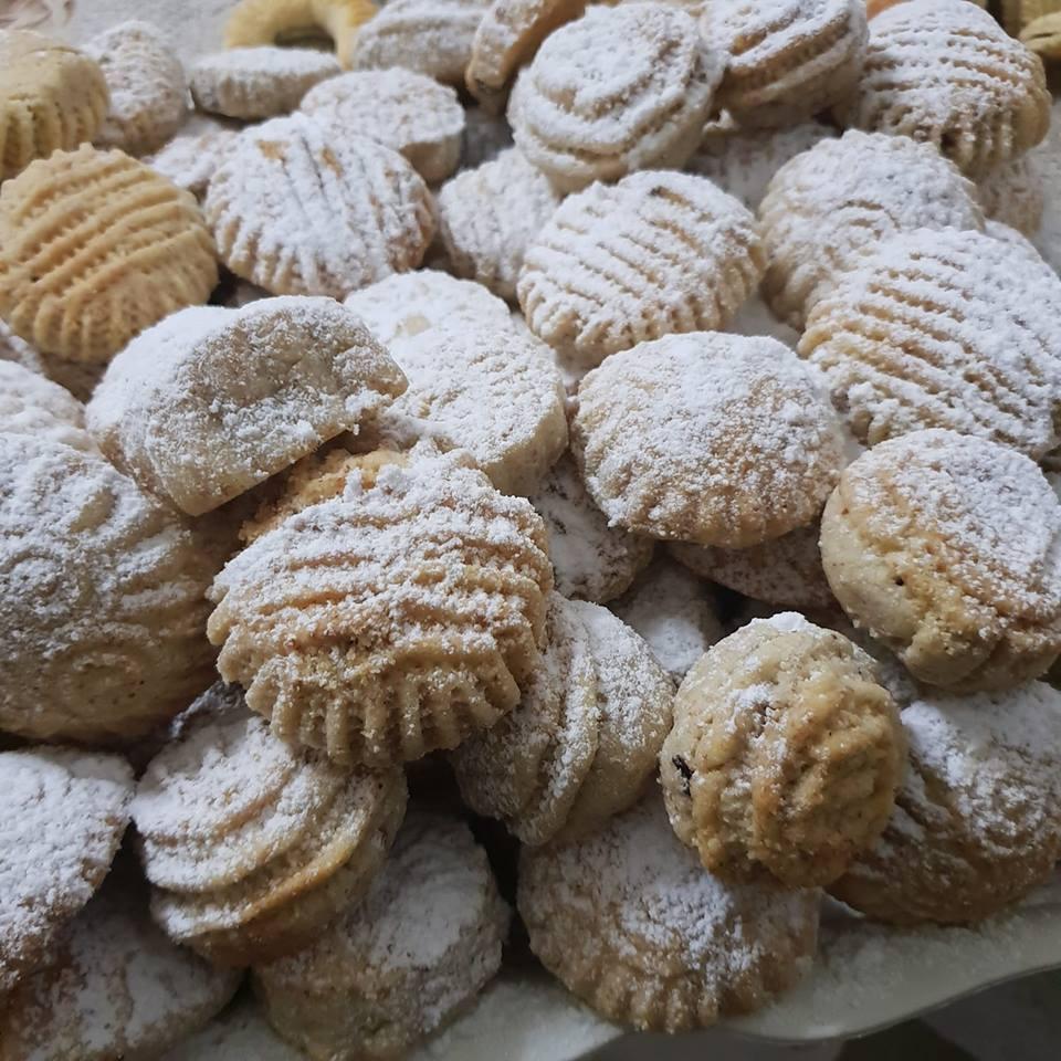 עוגיות מעמול
