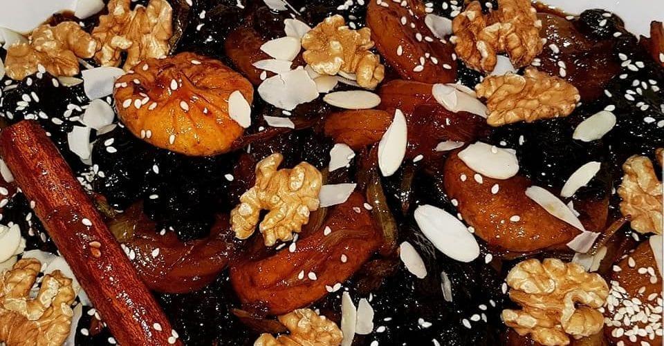 טנזיה-פירות-יבשים-מרוקאי