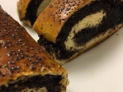 מתכון עוגת שמרים פרג