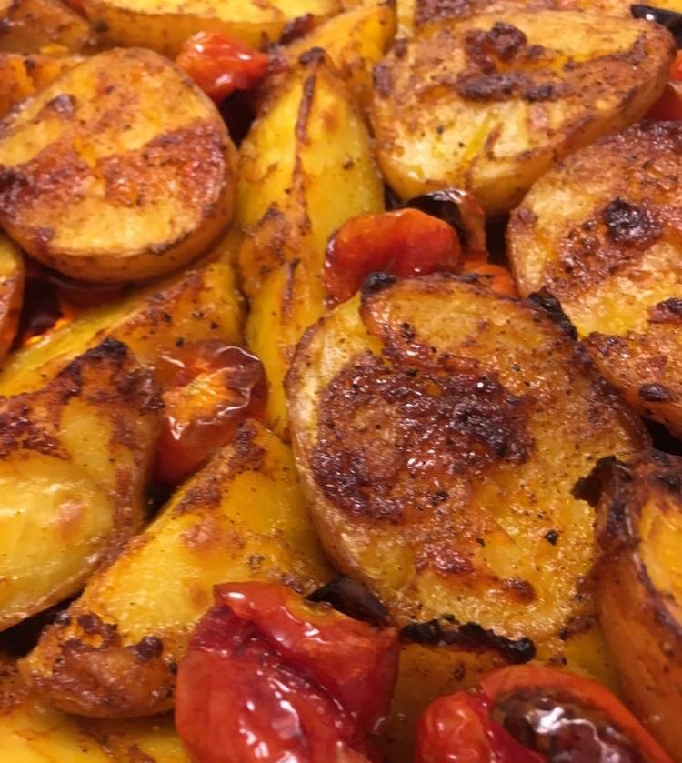 מתכון פוטטוס תפוחי אדמה פריכים