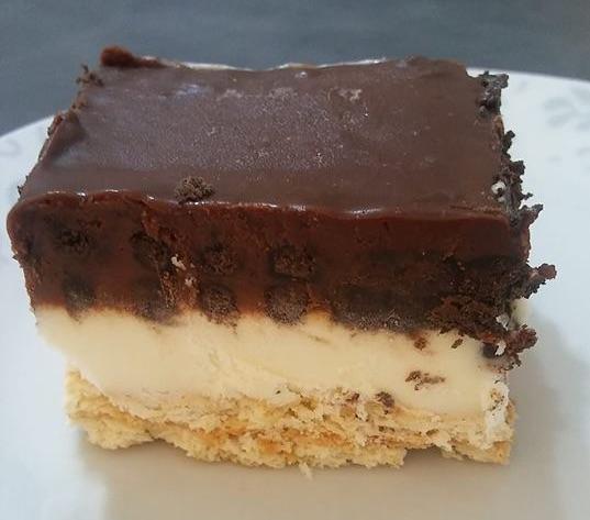 עוגת ביסקוויטים פתי בר