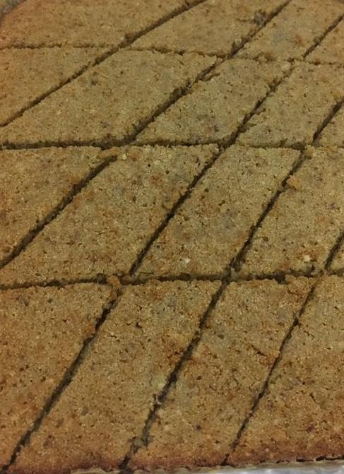 עוגת סולת ללא קמח קלה להכנה