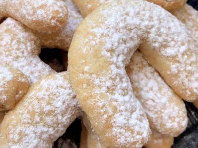 עוגיות סהרונים