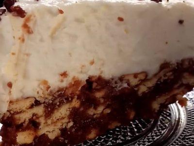 עוגת פתי בר נוסטלגית קלות להכנה
