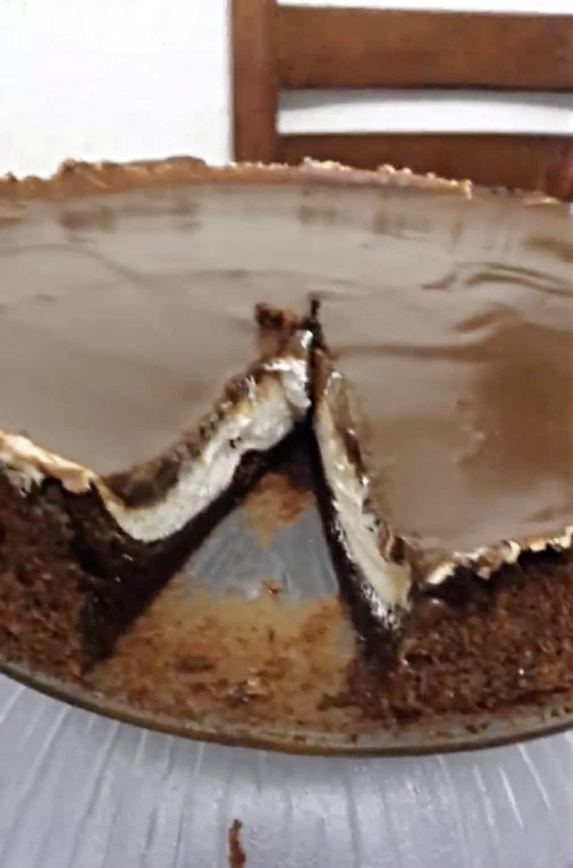 עוגת שוקולד קרמבו