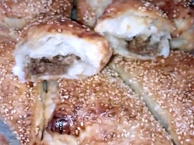 מתכון בורקס בשר