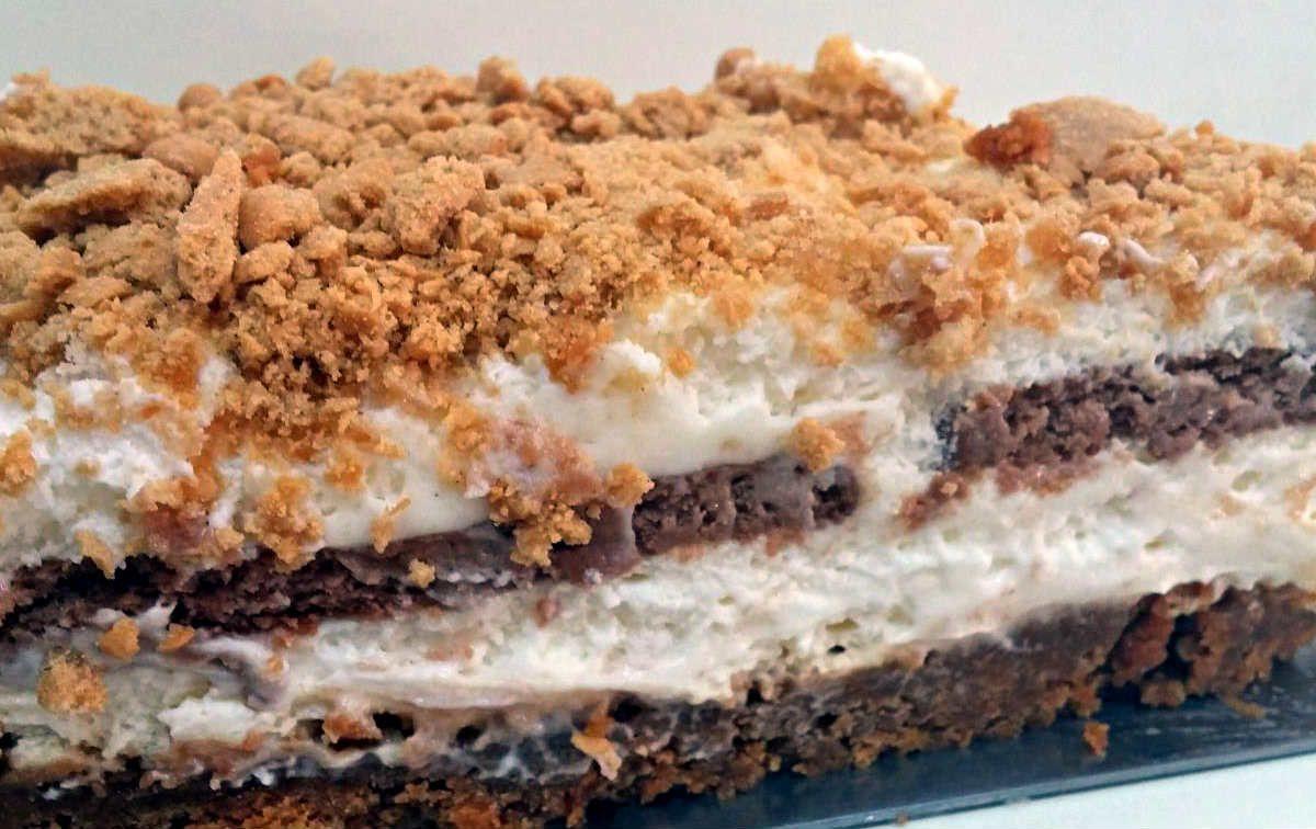 עוגה ללא אפייה קלה להכנה