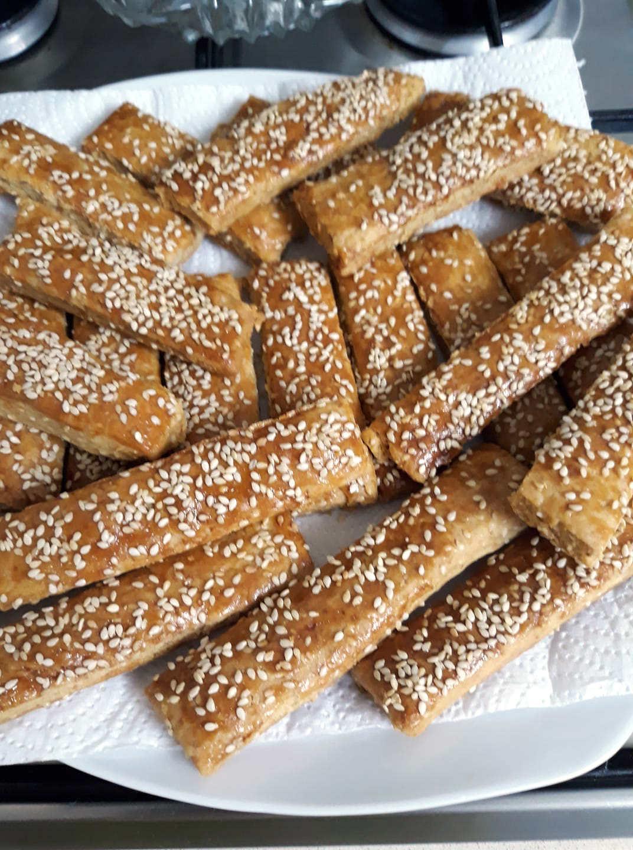 עוגיות מלוחות טעימות וקלות להכנה