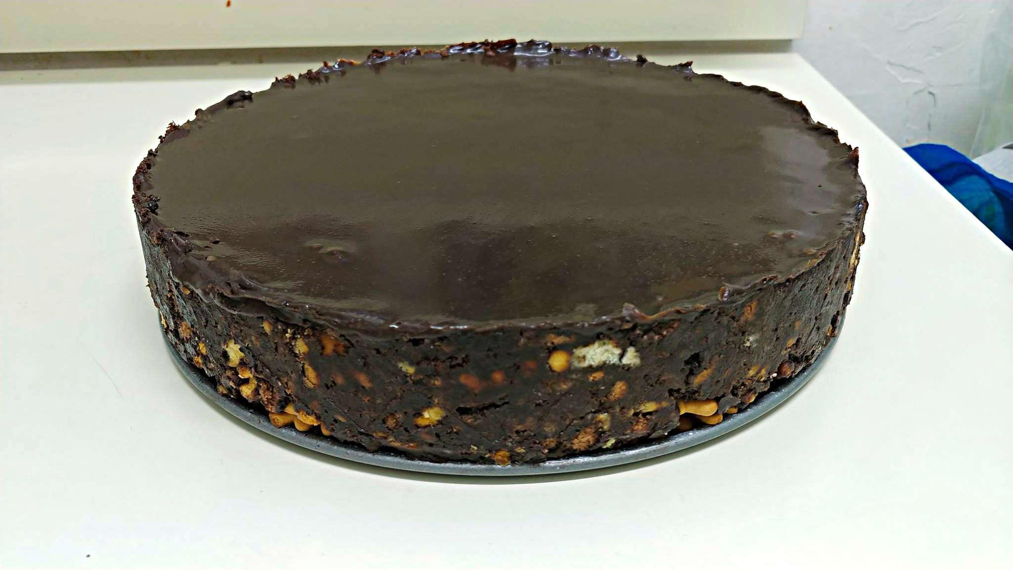 עוגת ביסקוויטיםקרה
