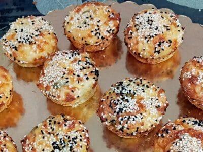 לחמניות גבינה ב-10 דקות