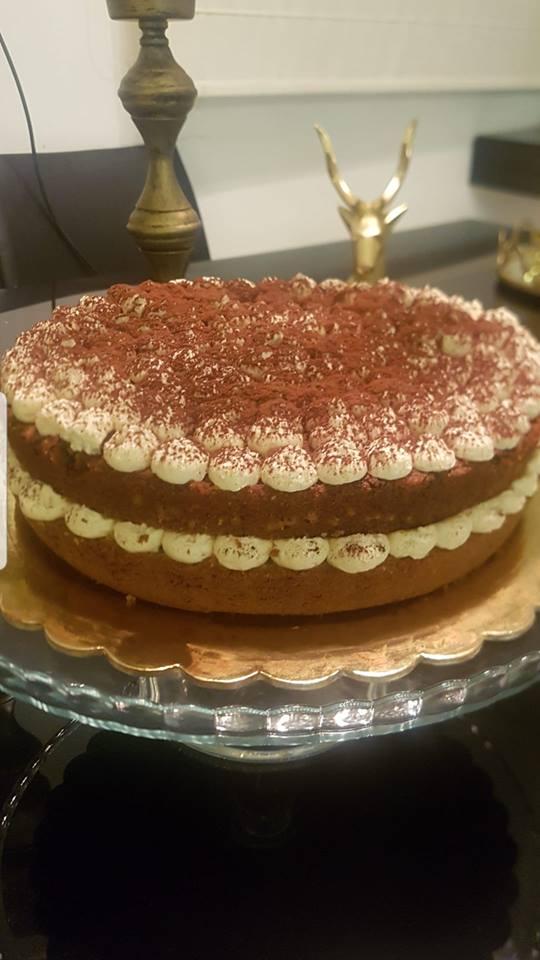 עוגת טירמיסו