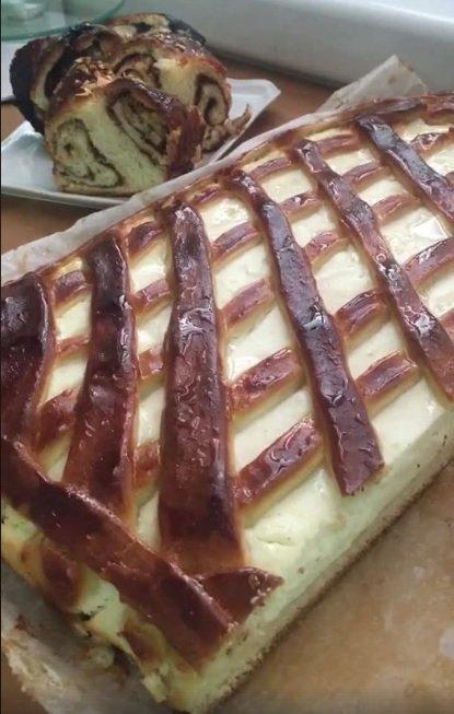 עוגת שמריםגבינה