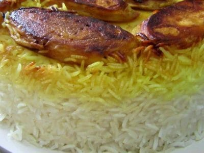 אורז עם תפוחי אדמה LC
