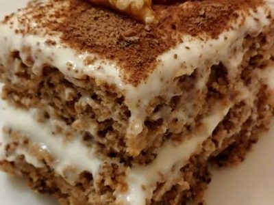 עוגת אגוזים לפסח