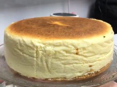 עוגת גבינה בסיר של ג'חנון