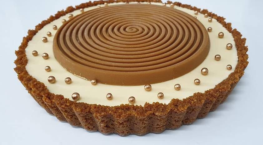 עוגת לוטוס פאי