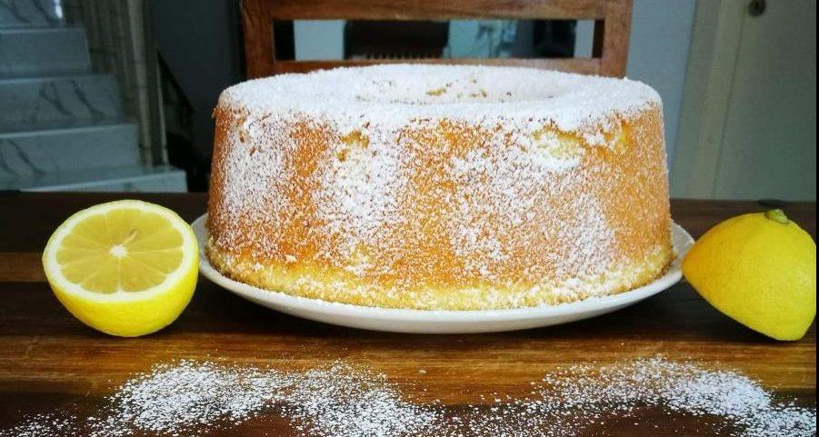 עוגת לימון טורט