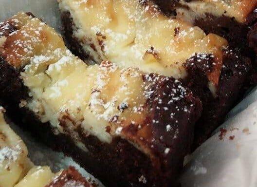 עוגת שוקולד גבינה LC