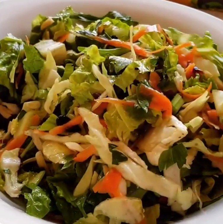 סלט ירקות