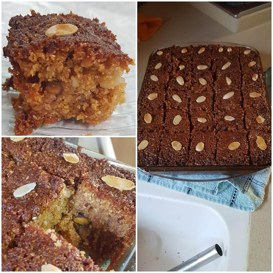 עוגת ספרה