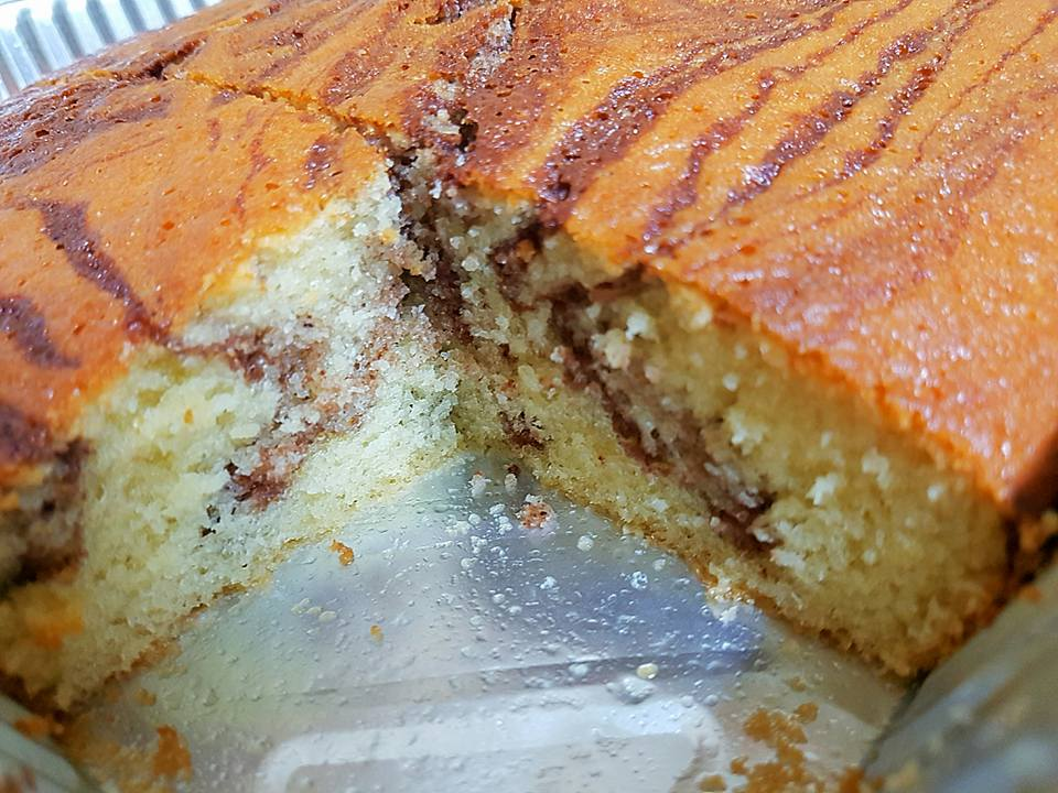 עוגת תפוזים שיש