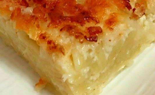 פשטידת גבינות ואטריות