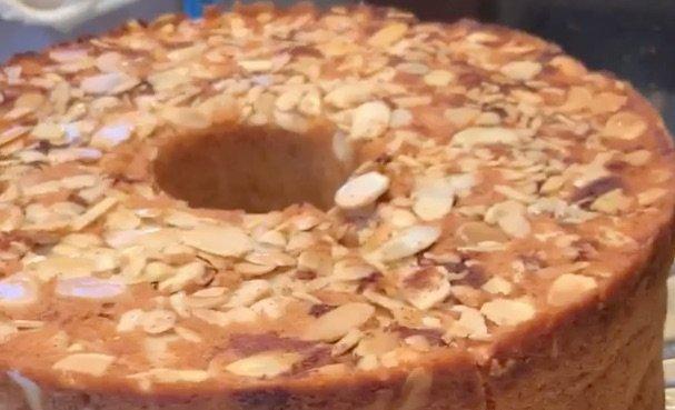 עוגת טארט תפוזים קלה ופשוטה