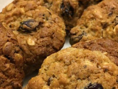 עוגיות בריאות קלות להכנה
