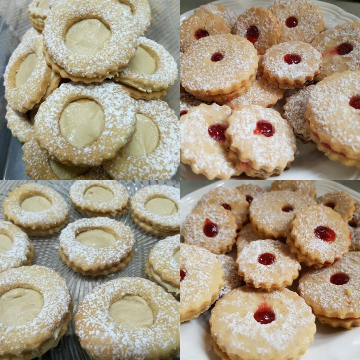 עוגיות חלבה