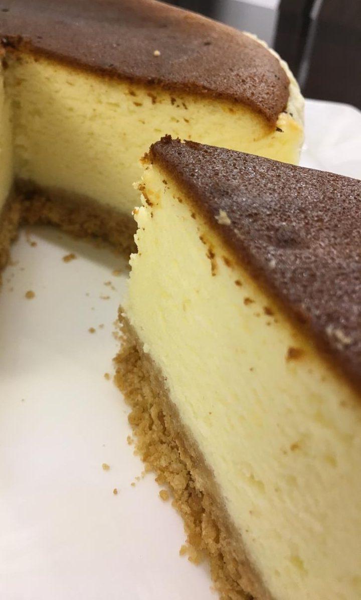 עוגת גבינה אפויה דורית